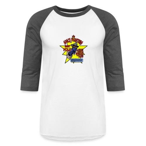 Space Phantom - Baseball T-Shirt