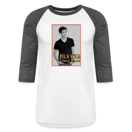 Geeks On Film Better Than Ezra T Shirt - Unisex Baseball T-Shirt