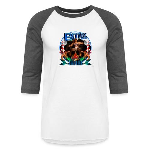 BOTOX MATINEE SAILOR T-SHIRT - Baseball T-Shirt
