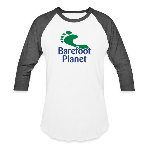 Get Out & Run Barefoot Women's T-Shirts - Unisex Baseball T-Shirt