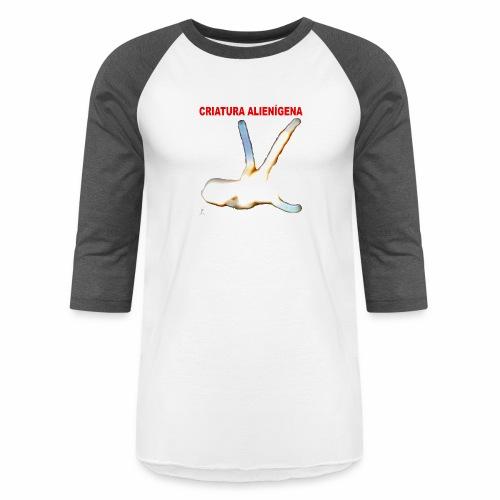 CRIATURA ALIENI GENA - Unisex Baseball T-Shirt