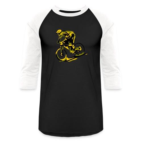 DH Freak - Mountain Bike Hoodie - Baseball T-Shirt