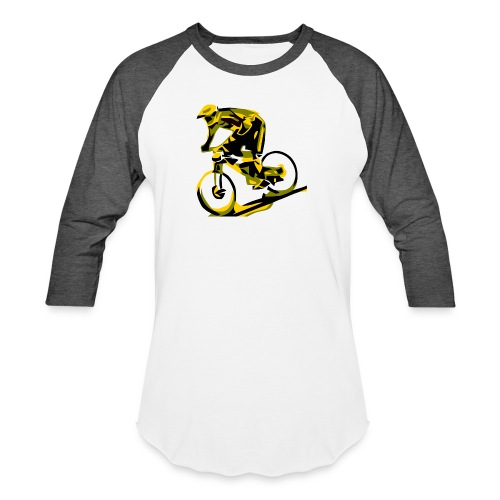 DH Freak - Mountain Bike Hoodie - Baseball T-Shirt