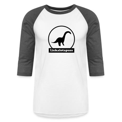 Lickalotapuss - Unisex Baseball T-Shirt