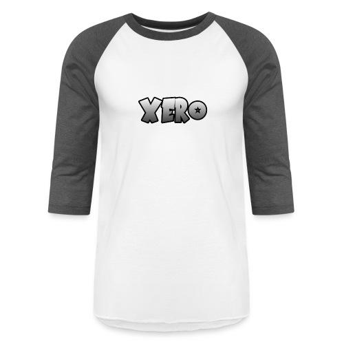 Xero (No Character) - Unisex Baseball T-Shirt
