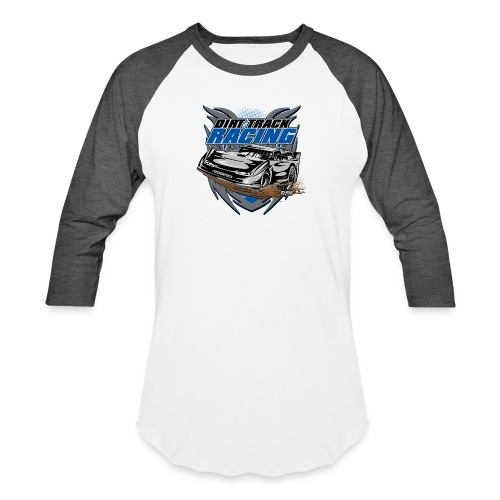 Modified Car Racer - Baseball T-Shirt