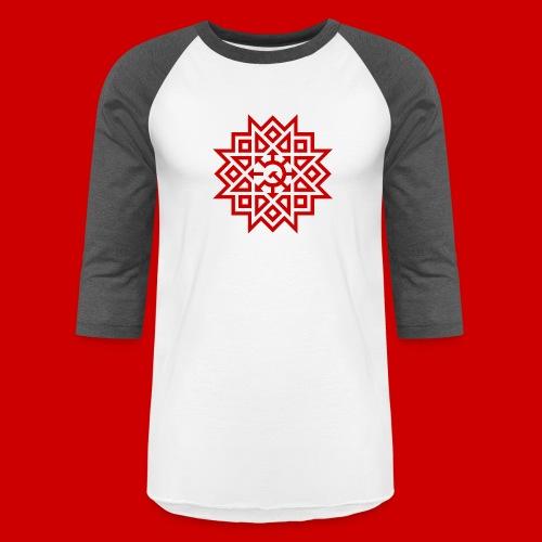 Chaos Communism - Unisex Baseball T-Shirt