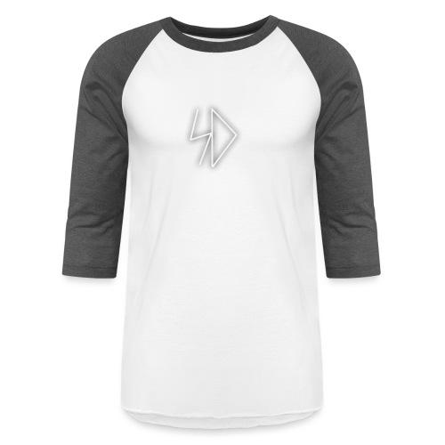Sid logo white - Baseball T-Shirt