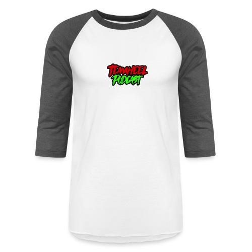 TEAMHEEL Podcast RedNGreen - Baseball T-Shirt