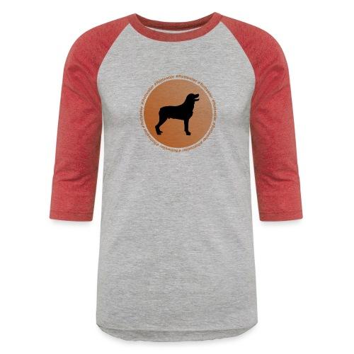 Rottweiler - Baseball T-Shirt