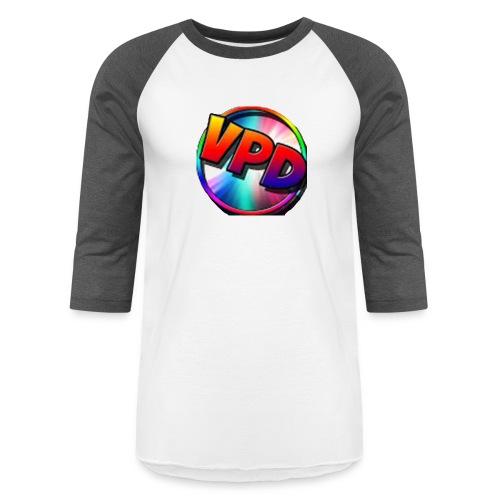 VPD LOGO - Baseball T-Shirt