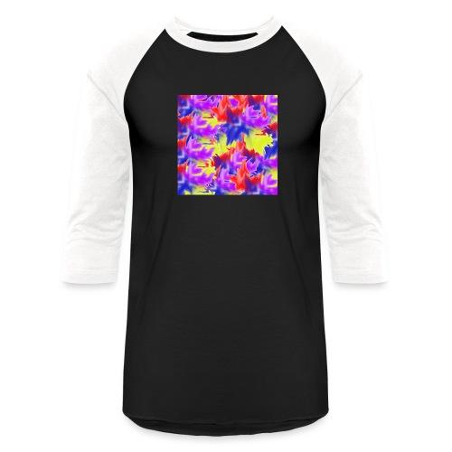 A Splash of Colour - Baseball T-Shirt