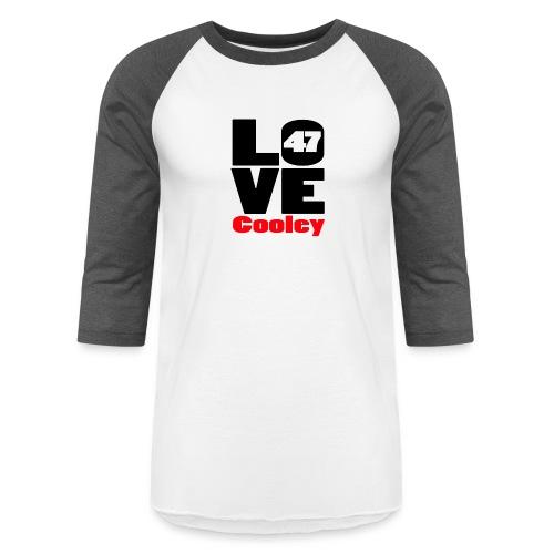 lovecooley - Unisex Baseball T-Shirt