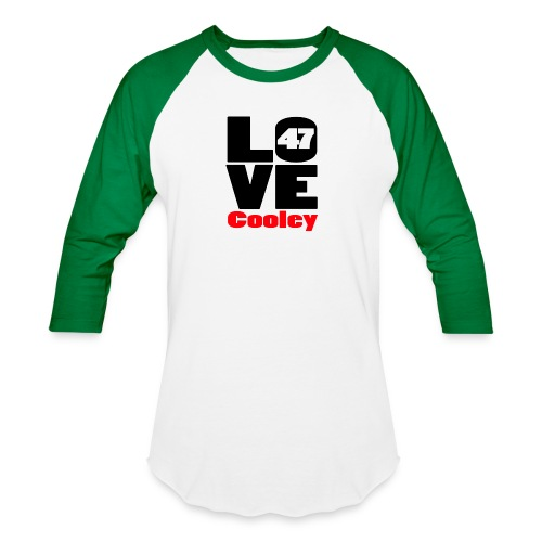 lovecooley - Unisex Baseball T-Shirt