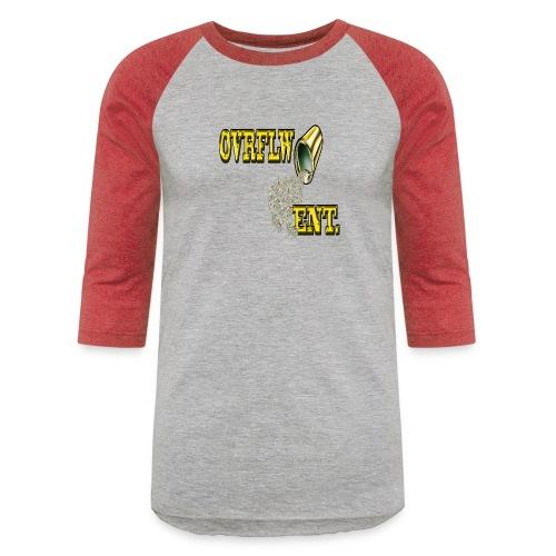 OVRFLW - Baseball T-Shirt