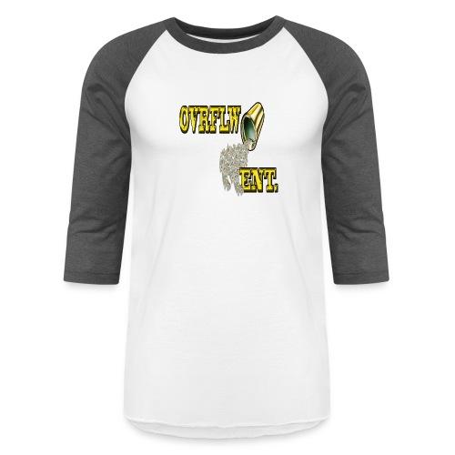 OVRFLW - Unisex Baseball T-Shirt