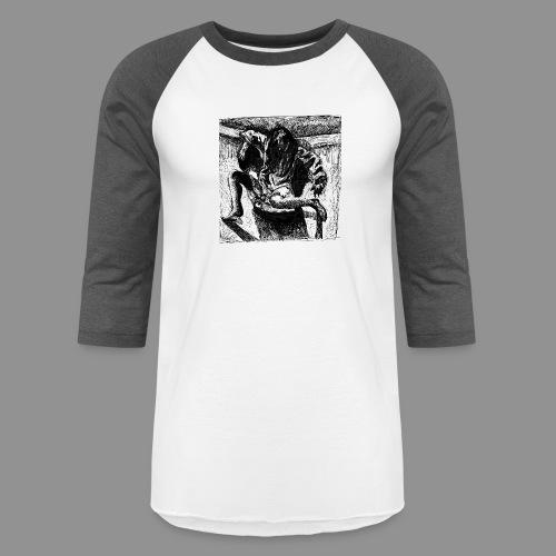 Crawl - Unisex Baseball T-Shirt