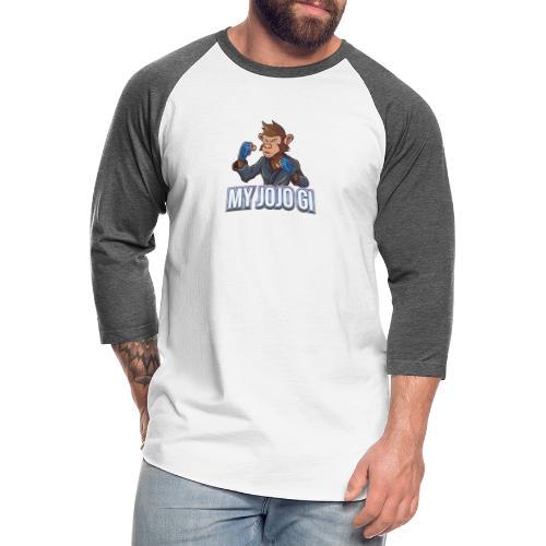 My Jojo Gi - Unisex Baseball T-Shirt