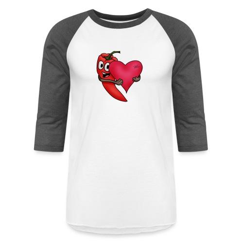 Chilliheart - Unisex Baseball T-Shirt