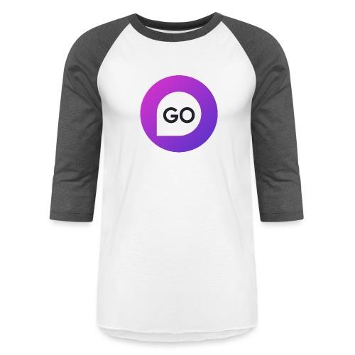 KGO ICON gradient - Unisex Baseball T-Shirt