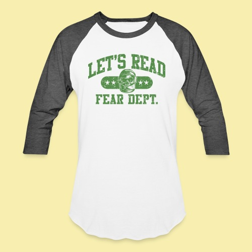 Athletic - Fear Dept. - Baseball T-Shirt