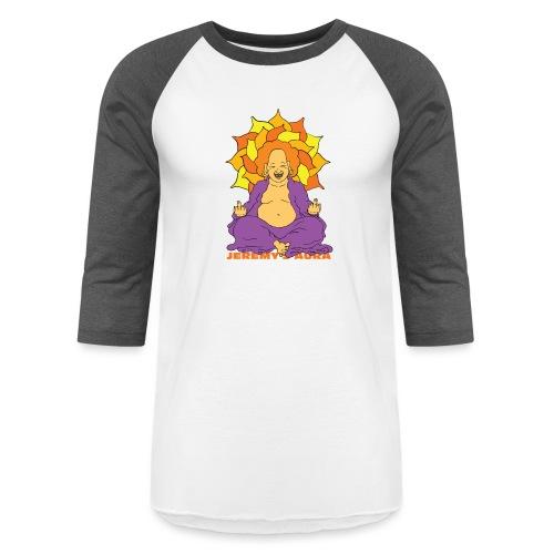 Laughing At You Buddha - Baseball T-Shirt