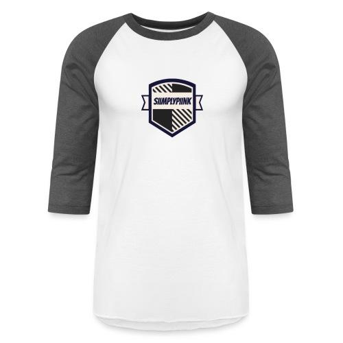 SiimplyPiink - Unisex Baseball T-Shirt