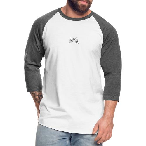 skihub - Unisex Baseball T-Shirt
