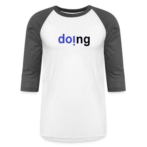 doi.ng - Unisex Baseball T-Shirt