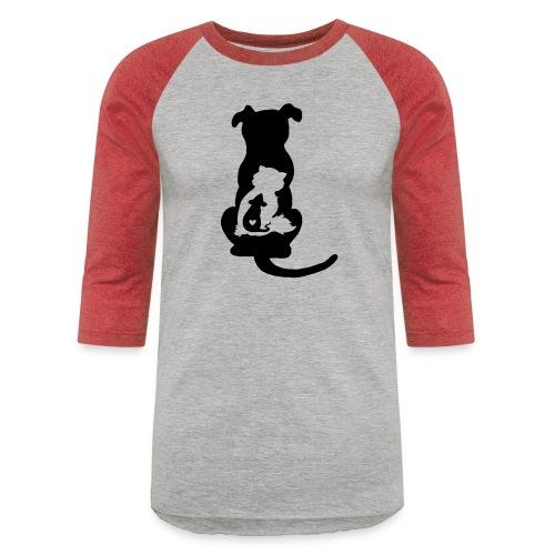 Harmony - Unisex Baseball T-Shirt