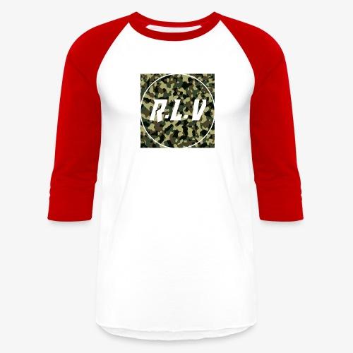 River LaCivita Camo. - Baseball T-Shirt