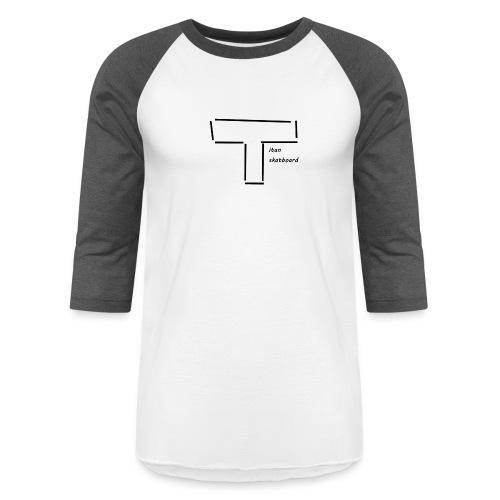titan skateboard - Unisex Baseball T-Shirt