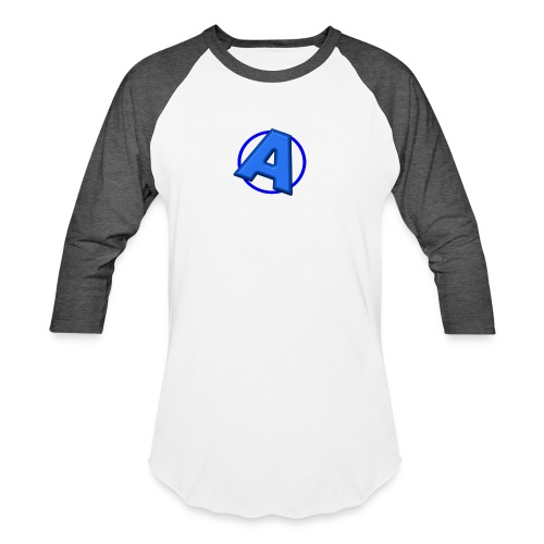 Awesomegamer Logo - Baseball T-Shirt