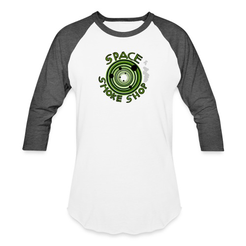 VIdeo Game Logo - Unisex Baseball T-Shirt