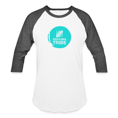 Ventana Tribe Circle - Baseball T-Shirt