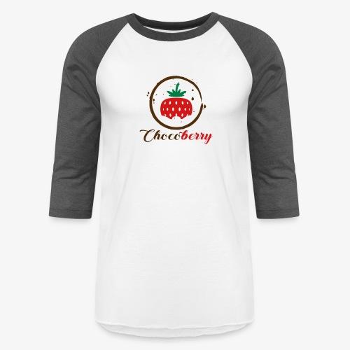 Chocoberry - Unisex Baseball T-Shirt