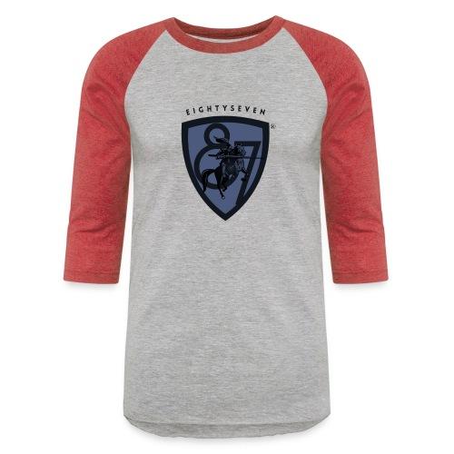 2021 eighty87seven b05 - Unisex Baseball T-Shirt