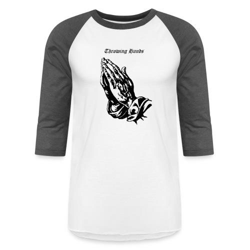 throwinghands - Baseball T-Shirt