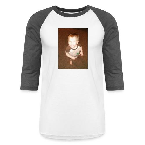 go to flash.nat - Unisex Baseball T-Shirt