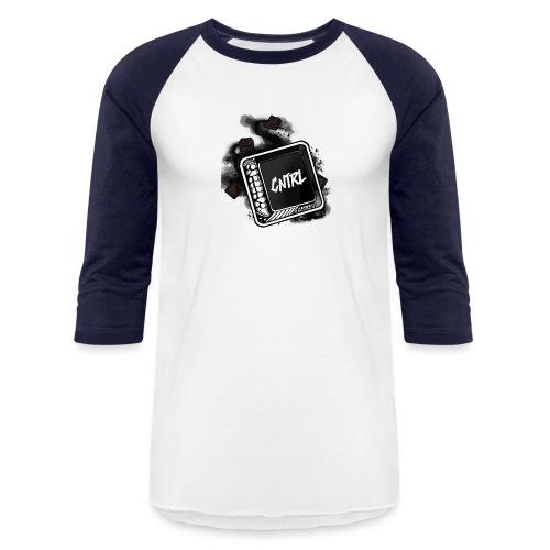 New CNTRL Logo - Baseball T-Shirt