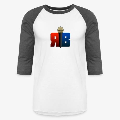 RubikBBX Logo - Baseball T-Shirt