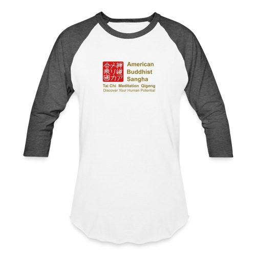 American Buddhist Sangha / Zen Do USA - Baseball T-Shirt