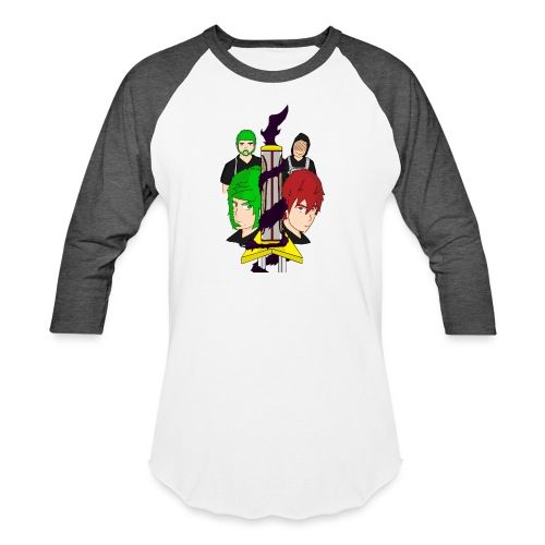 Tsuka 1 - Unisex Baseball T-Shirt
