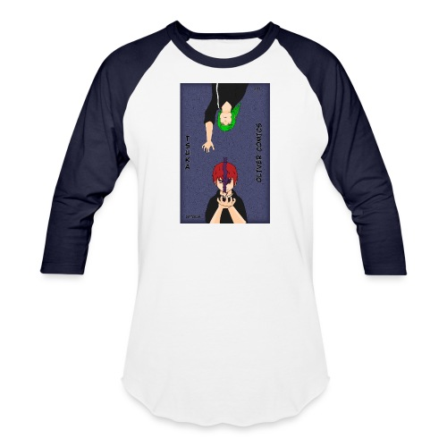 Lee and Detruis - Unisex Baseball T-Shirt