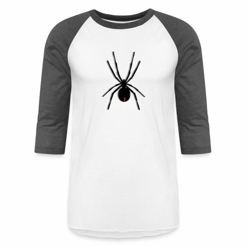 Black Widow - Unisex Baseball T-Shirt