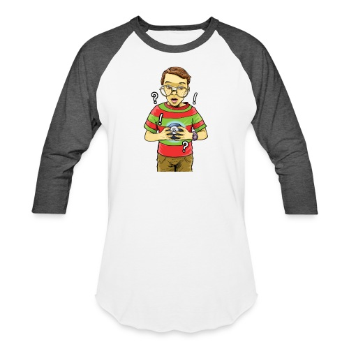Waldo - Baseball T-Shirt