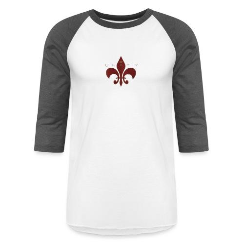 iunity card - Unisex Baseball T-Shirt