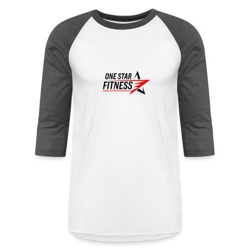 Logo #1 - Unisex Baseball T-Shirt