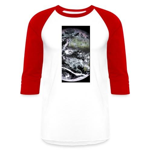 Earth - Baseball T-Shirt
