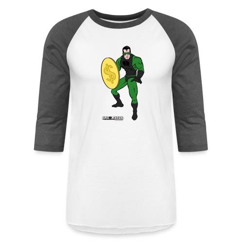 Superhero 4 - Baseball T-Shirt